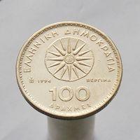 Греция 100 драхм 1994