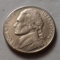 5 центов, США 1994 P