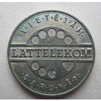 Жетон таксофона /Латвия /.02
