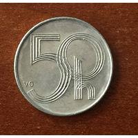 Чехия, 50 геллеров 1999