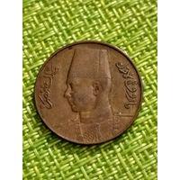 Египет 1 миллим 1938 г