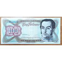 100 боливаров 1992 года - Венесуэла - UNC