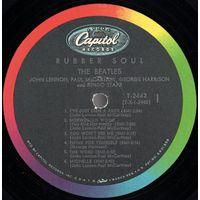 LP The Beatles 'Rubber Soul' (толькі кружэлка!)