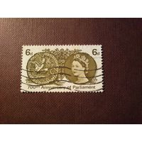 Великобритания 1965 г.Печать Симона де Монфора.