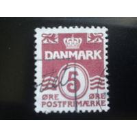 Дания 1989 цифра