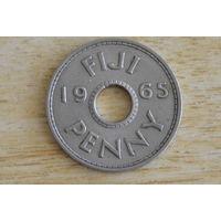 Фиджи 1 пенни 1965