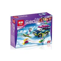 Горнолыжный курорт-Внедорожник Lepin 01049, аналог Lego 41321