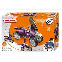 """Детский конструктор Meccano Design """"Мотоцикл"""""""