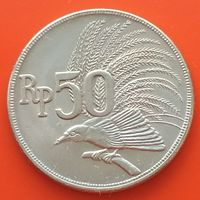 50 рупий 1971 ИНДОНЕЗИЯ