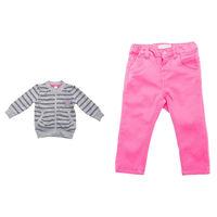 Новый комплект элитной детской одежды ДАНИЯ р-р92