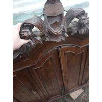 Старинный шкаф. Буфет Царская Россия. Редкость!