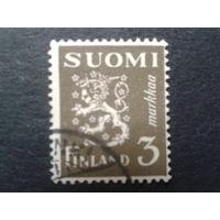 Финляндия 1930 стандарт, герб