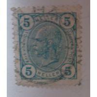 Император Франц-Иосиф. Австрия. Дата выпуска:1904-12-01