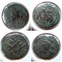 Редкая монета Полуфоллис Византия!!! Редкое состояние!!! VF+++>XF!!! В холдере!!! Оригинал!!! С 1 рубля!!!