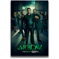 Стрела / Arrow (2012) 1.2.3.4 сезоны полностью.
