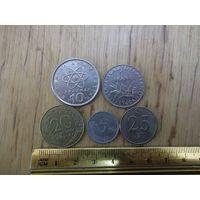Пять монет/8 с рубля!