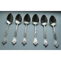Ложки столовые серебряные серебро
