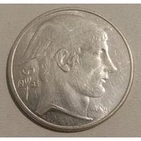 Бельгия 20 франков 1953 года