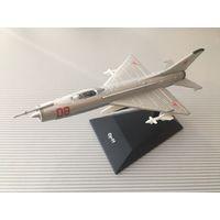 Су-11 Легендарные самолеты
