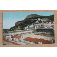 "Открытка ""Gibraltar"" 20-е годы."
