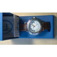 Часы Восток 2423, 24-часовые, суточник. вахтовые в коробке с паспортом. Нечастые.