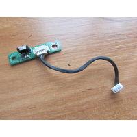 Dell Vostro 1700 Dell Inspiron 1520 1720 infrared board w/ cable DAFM5TH48C1
