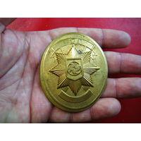 Интересный бронзовый жетон.