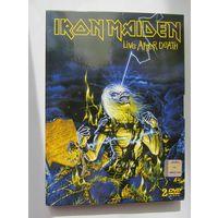 DVD IRON MAIDEN  - Live After Death (2003, 2 DVD9) (док. фильм на русском языке)