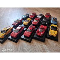 Ferrari Collection 1:43  14шт.