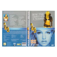 Britney Spears - Greatest hits. My prerogative / In Zone (2 in 1)