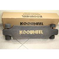 Электроскейтборд KOOWHEEL Electric Skateboard Kooboard, гарантия от 06.05.2020