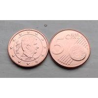 5 евроцентов Бельгия 2014