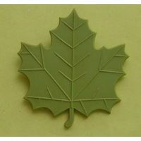 Кленовый лист. Х-12.