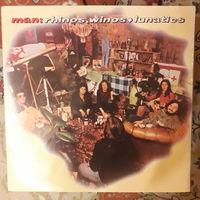 MAN - 1974 - RHINOS, WINOS AND LUNATICS (UK) LP