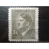 Богемия и Моравия 1942 фюрер 3к
