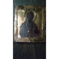 """Икона """" Христос Вседержитель"""". 19 век."""