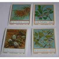 Венда, бутусоленд, флора, растения
