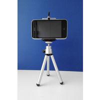 Штатив-тренога для фото и видео съёмки с креплением для телефона