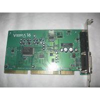 Аудиокарта ISA vibra 16