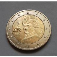 2 евро, Австрия 2014 г.
