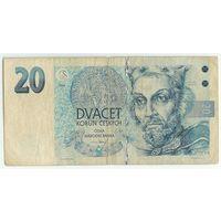Чехия, 20 крон 1994 год