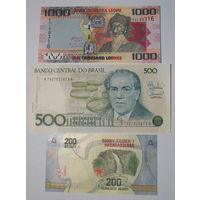 Сьерра Леоне 1000, Бразилия 500, Мадагаскар 200.