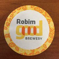 Подставка под пиво Robim Good Brewery /Беларусь/ No 3