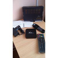 Медиаплеер Smart TV BOX X96 Mini S905W 2/16Gb