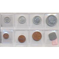 Нидерланды комплект монет (8 шт.) 1929-1941 гг. скидки.