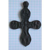 """Крест """"пропеллер"""". Большой. 15-16 век"""