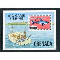Гренада. Рыбалка. Блок