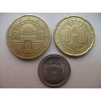Лот монет...