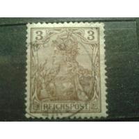 Германия 1900 Стандарт 3 пф
