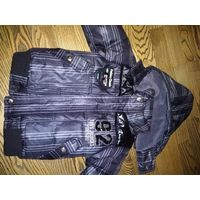Куртка  детская утеплённая.Германия
